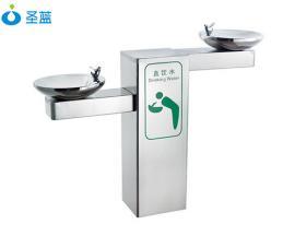 户外公共饮水平台公园景区户外直饮水机选择圣蓝户外直饮水设备