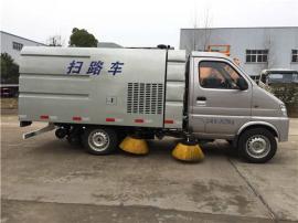 水泥厂清扫车 干式清扫车
