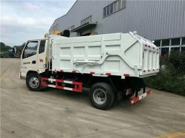 5立方东风多利卡压缩式垃圾车