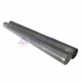 华航定制生产不锈钢骨架 带螺纹骨架 非标定制不锈钢滤筒