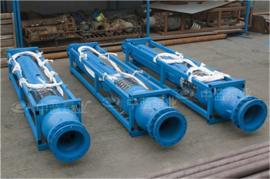 多级高效QJ卧式潜水深井泵推荐现货