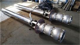 精铸环保多级QJ全不锈钢深井潜水泵推荐