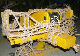 科工直售矿用起重DGY型单轨吊机车,使用说明详细