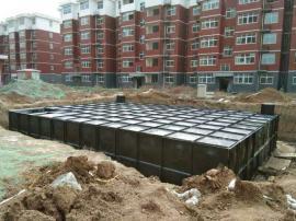 地埋式恒压给水设备箱泵一体化