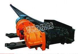 SGB420/30刮板输送机 科工煤机 运输力强