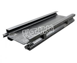 加强型优质合金钢SGB620/40T刮板机中部槽