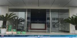 广州自动感应门,广州电动玻璃门,上门安装调试