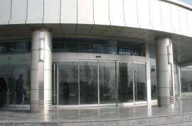 广州市自动门安装,广州感应电动门安装