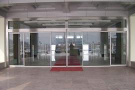 广州乐声150自动门,广州乐声电动门,专业安装