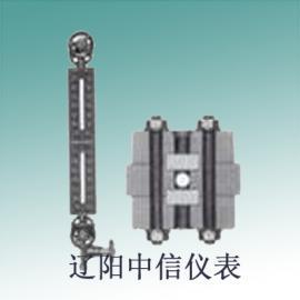UB型玻璃板液位计/UBZ双色无盲区玻璃板液位计/UB-1玻璃板子液位&