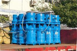 环保高效QSZ立式潜水中吸式轴流泵推荐