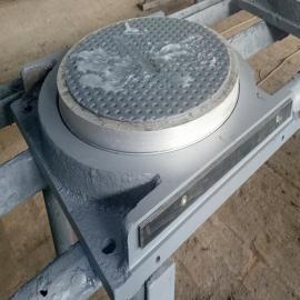 工程定制网架抗压可滑移球铰支座 导向滑动抗震球型支座