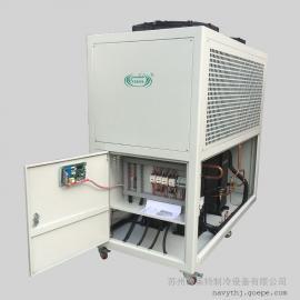 低温(-40℃)风冷箱式工业冷水机