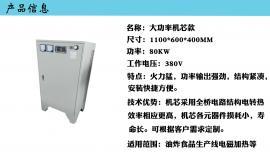 磁之道工业商用电磁感应加热电磁采暖加热大功率机芯