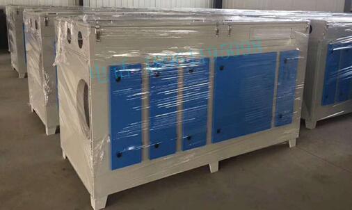 UV光解废气处理设备|UV光解除臭净化器|