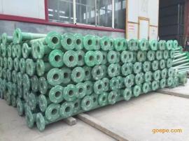*生产玻璃钢耐酸碱井管农田灌溉井管玻璃钢扬程管潜水泵管