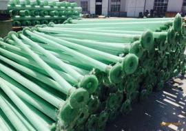 生产玻璃钢耐酸碱井管农田灌溉井管玻璃钢扬程管潜水泵管