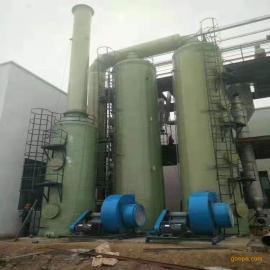 砖厂玻璃钢脱硫塔 砖厂脱硫除尘器 窑炉石灰窑除尘器 烟气脱硫塔
