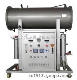 电子光学���Q车间 日化车间用中型水冷臭氧�l生器
