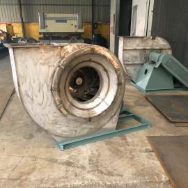 化肥厂尾气处理防腐风机/不锈钢304防腐风机
