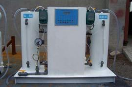 二氧化氯发生器 杀菌消毒处理设备