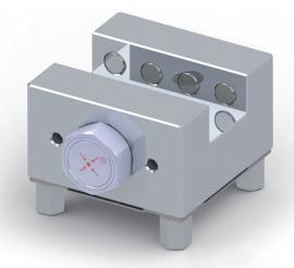 EROWA火花机电极夹头 U20槽型铝合金夹头