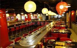 君福灵火锅设备定做寿司设备定做包邮包安装