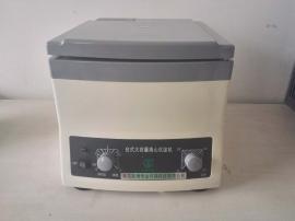 LB-5000B型低速离心机 微电脑控制;转速、时间、离心力可预制