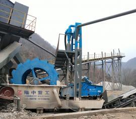 求购二手制砂生产线 机制砂生产线图片