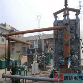 环保炭化炉详细参数,无烟炭化炉生产唐达电气