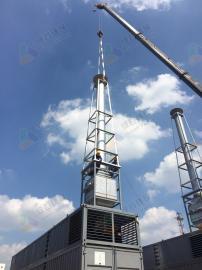 分布式能源scr 燃气机组 天然气发动机SCR 脱硝除尘 尾气净化器