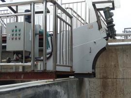 DLQ型叠螺式脱水机污泥压滤机