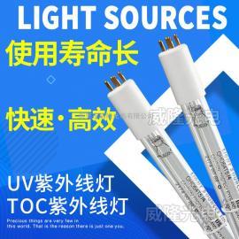 华南代理 美国LIGHT SOURCES臭氧杀菌消毒灯管 GPH843T5VH/4L