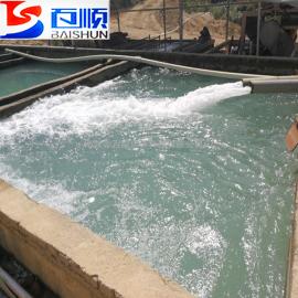 真空网带式污泥脱水机 矿井污水处理设备两网带式压滤机