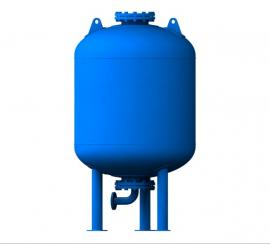PZG 型号 压力膨胀罐 膨胀水箱 消防稳压供水 不锈钢水箱 可定制