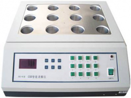 LB-901C型COD智能消解仪 单孔单控 可做控标参数