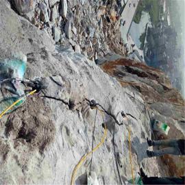 大型露天矿山开采定制大型号岩石劈裂棒产量高
