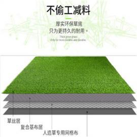 自然人工草坪 装饰草坪 装饰型人造草坪
