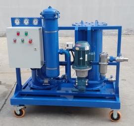 净化LYC-G200wIh工业齿轮油高粘度油高固含量滤油车