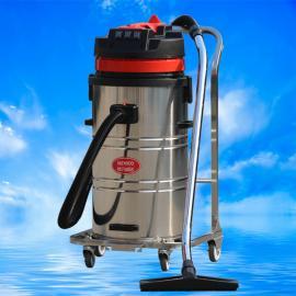 单相电三马达工业用强力吸尘器3600W吸铁屑焊渣颗粒吸尘设备