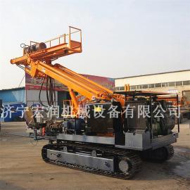 3-10米锚固钻机 液压护坡锚固钻机 履带式行走锚固钻机