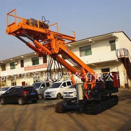 护坡锚固钻机 建筑工程护坡钻机 高度5米护坡锚固钻机