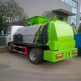 东风多利卡5吨餐厨垃圾车