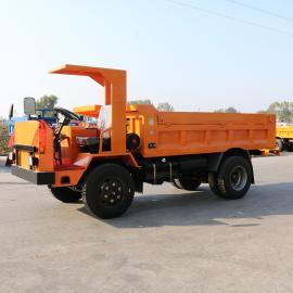 8吨矿安认证后驱矿用自卸车 可定制