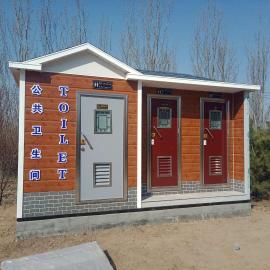 植物园林移动生态厕所,成品吊装环保公厕