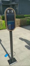 校园人脸识别设备10.4寸校园定制面部认证设备