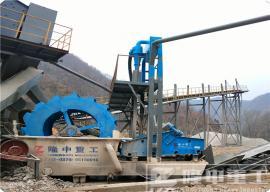 混凝土再生石子生产线 破碎石子生产线
