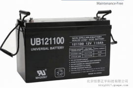 UNIVERSAL�U酸蓄�池UB1280 F1 12V8AH�L力系�y