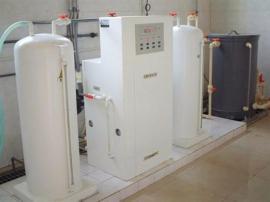 高效MBR膜处理设备