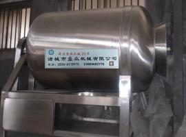 肉类腌制机不锈钢真空滚揉机